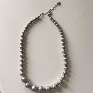 Silpada Sterling Silver Bead Necklace